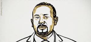 Premio Nobel per la Pace 2019 al premier etiope Abiy Ahmed Ali