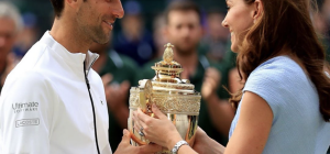 Londra, Novak Djokovic trionfa a Wimbledon