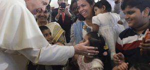Papa, non lasciare alle prossime generazioni i problemi causati dalle precedenti