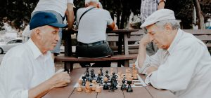 In Spagna un parco giochi per gli anziani
