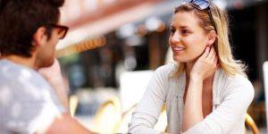 Primo appuntamento: sguardo e odore convincono . . . gli ex fanno paura!