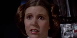 Una stella per la Principessa Leila, la proposta di Luke Skywalker!