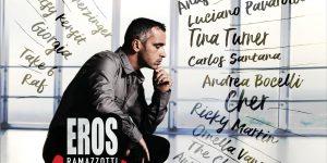 Eros Ramazzotti: 17 novembre esce 'Eros Duets'