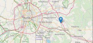 Terremoto ai Castelli romani. Scossa avvertita anche nella capitale