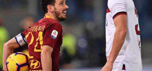 Serie A: Roma batte il Bologna e mantiene il sogno Champions