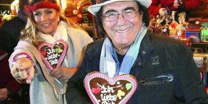 Loredana Lecciso lascia Al Bano ... la ragione? foto galeotte con Romina