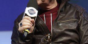Sanremo 2018, intervista Ron