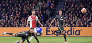Champions, Ajax-Juve finisce 1-1