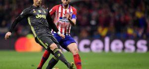 Atletico- Juve finisce 2-0, al ritorno servirà la partita perfetta