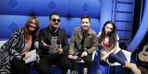Sanremo 2018, intervista Roy Paci e Diodato