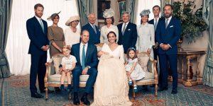 Kensington Palace rilascia gli scatti ufficiali del battesimo del principino Louis