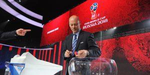 Mondiali: qualificate le 32 Nazionali che andranno in Russia