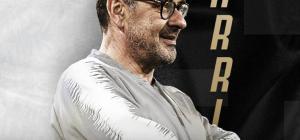 La Juventus sceglie Maurizio Sarri come nuovo allenatore