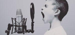Per cantare bene basta allenarsi... dicono!
