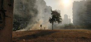 Smog: senza pioggia città inquinate e campi a secco