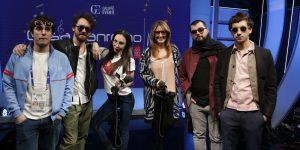 Sanremo 2018, intervista Lo Stato Sociale