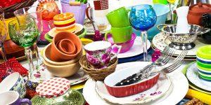 Posate, bicchieri e piatti influenzano il gusto