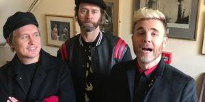 Take That, per i 30 anni un album e un tour, ci saranno anche Robbie e Jason?