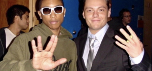 Pharrell Williams nel nuovo album di Tiziano Ferro?
