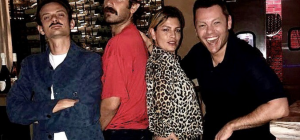 Tiziano Ferro, Tommaso Paradiso, Fabio Rovazzi e Emma, tutti a L.A. . . .