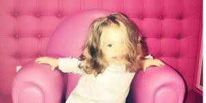 La figlia di Francesco Totti compie 2 anni ... ed il papà le invia gli auguri via social