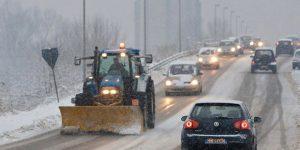 Maltempo: mobilitati trattori Coldiretti contro neve e gelo
