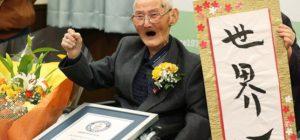 """""""Non arrabbiarsi mai e sorridere sempre"""", il segreto per arrivare a 112 anni"""