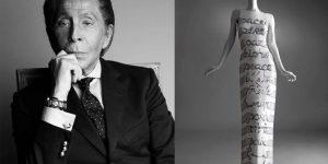 """A Valentino il """"Man of Fashion and Peace"""" del Parlamento Europeo"""