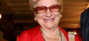 Valeria Valeri, attrice e doppiatrice è morta. Fu la mamma di Gianburrasca
