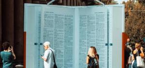 Un mega vocabolario itinerante per salvare le parole dimenticate