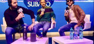 IL VOLO - Intervista Sanremo