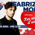 Fabrizio Moro a Speciale per un'Ora d'Amore su Radio Subasio ... capolavoro!!!