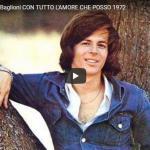Claudio Baglioni - Con tutto l'amore che posso