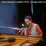 Lucio Dalla - Quale Allegria