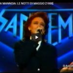 Fiorella Mannoia - Le notti di maggio