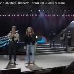 Umberto Tozzi & Raf - Gente di mare
