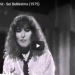 LOREDANA BERTE' / Sei Bellissima