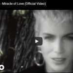EURYTHMICS / Miracle Of Love