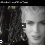 EURYTHMICS / Miracle Of Love