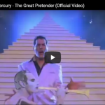 FREDDY MERCURY / The great pretender