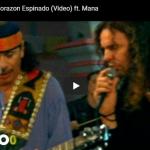 SANTANA / MANA' / Corazon espinado