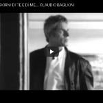 Mille giorni di te e di me - Claudio Baglioni