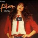 ALICE / Per Elisa