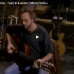 ERIC CLAPTON / Tears in heaven