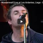 LIAM GALLAGHER / Wonderwall