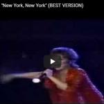 LIZA MINELLI / New York New York