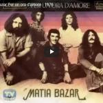 MATIA BAZAR  / Per un'ora d'amore