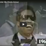 STEVE WONDER - My cherie amour