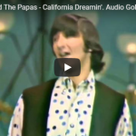 THE MAMAS AND PAPAS / California dreamin'
