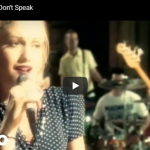 NO DOUBT / Don't speak